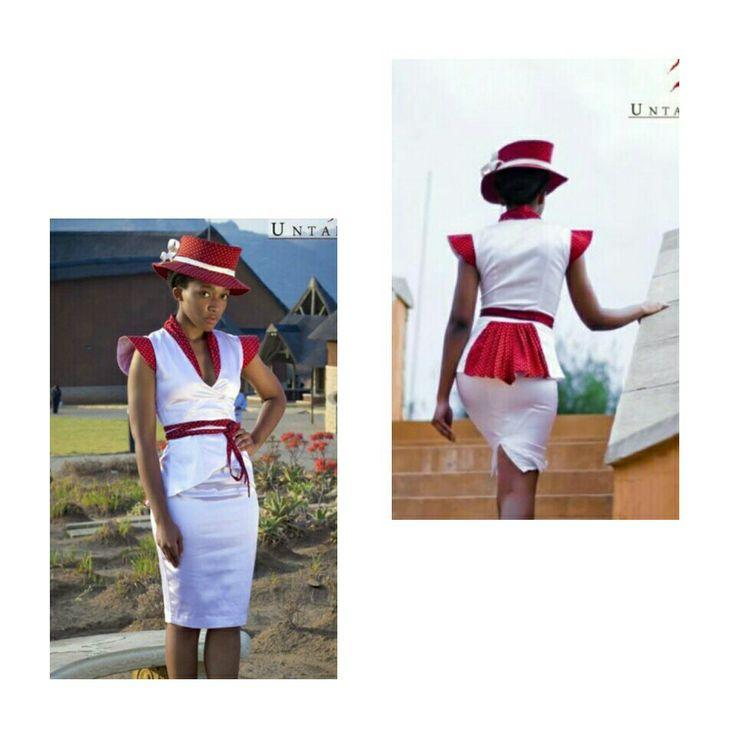 Miss Lesotho #2015 ~ Relebohile Kobeli