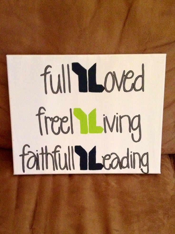 Young Life canvas