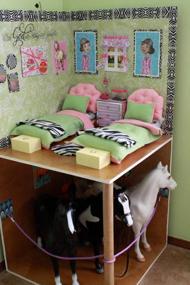 25 Best Ideas About American Girl Bedrooms On Pinterest