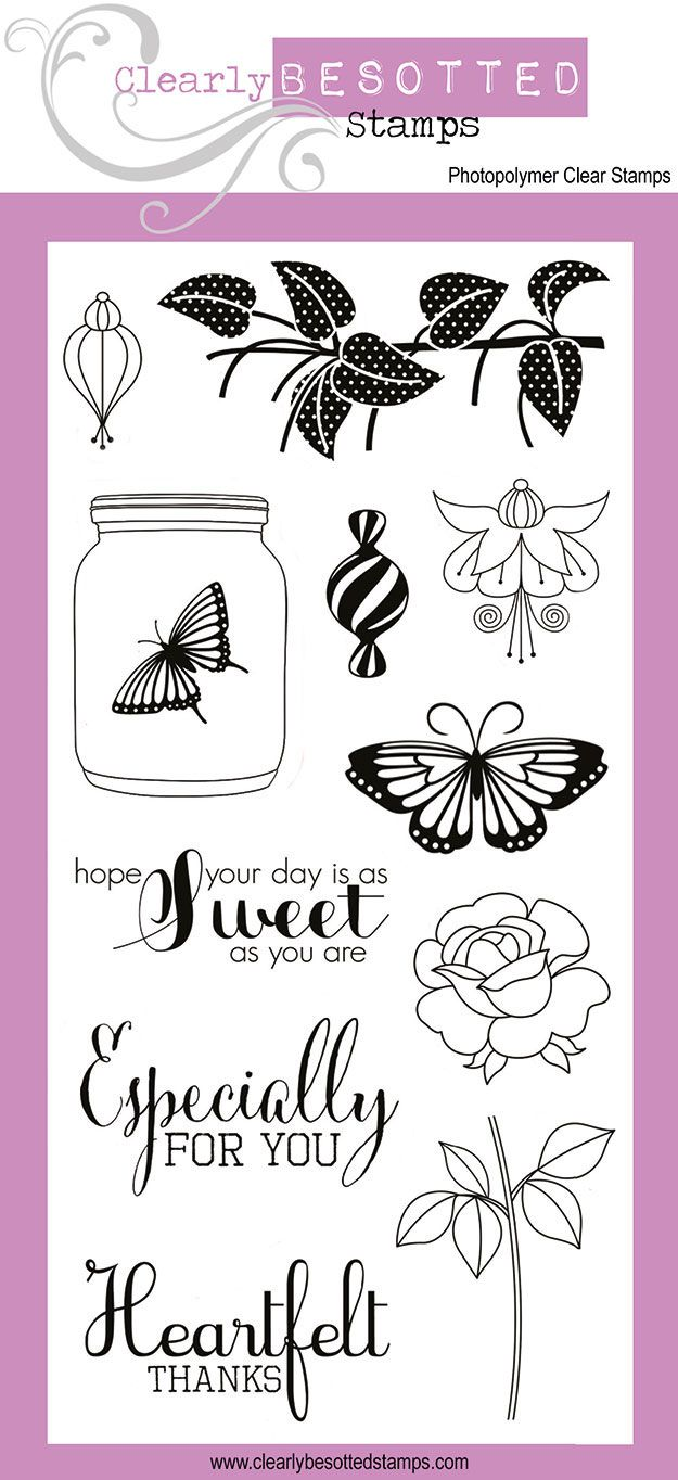 FREE Clearly Besotted stamp set with Simply Cards & Papercraft 133: http://www.moremags.com/papercrafts/simply-cards-papercraft/issue133-simply-cards-papercraft