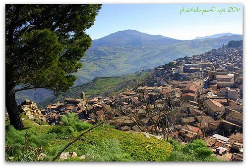 Mistretta, Sicily