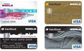 VakıfBank Worldcard Kredi Kartı Başvurusu - http://www.kredivekarti.com/vakifbank-worldcard/ | #vakifbank #worldcard #kredikarti