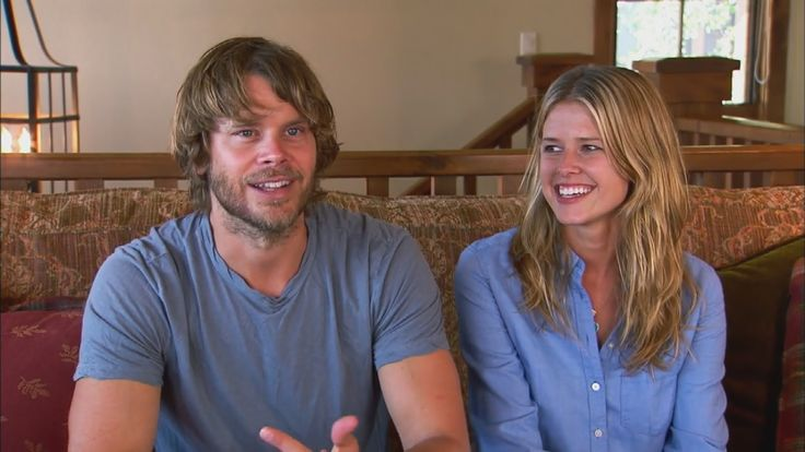 'NCIS: LA' star Eric Christian Olsen and wife Sarah Wright are looking to HGTV's…