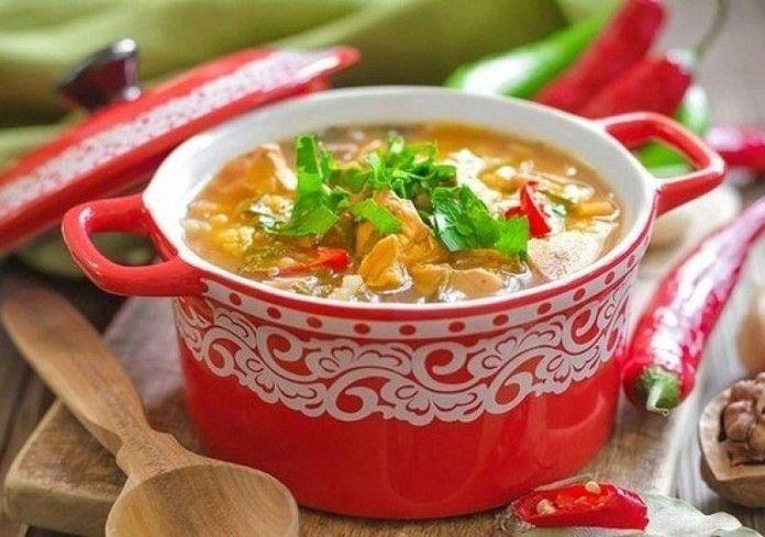 Харчо — Говяжий суп: уникальный рецепт. Обсуждение на LiveInternet - Российский Сервис Онлайн-Дневников