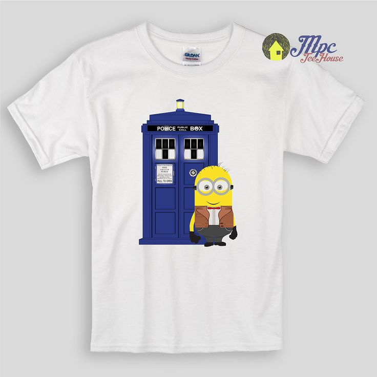 Like and Share if you want this  Despicable Minion Doctor Who Inspired Kids T Shirts     Despicable Minion Doctor Who Inspired Kids T Shirts is ethically made and hand printed to order. We print on a premium, 100% preshrunk cotton tee that looks and feels great on kids, children and youth. It's soft, durable and will last for years. Despicable Minion Doctor Who Inspired Kids T Shirts – suitable for boys and girls, this kids shirt features a surprisingly ...    Tag a friend who would love…