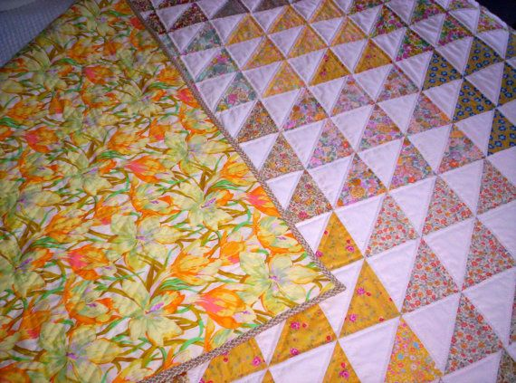 Queen quilt hand quilted quilt heirloom by anotherghostquilts