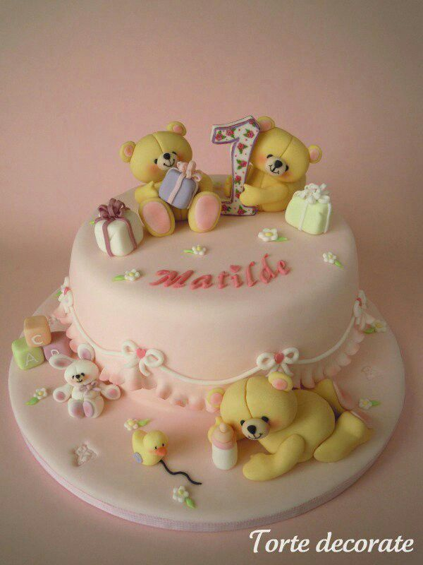 Perfedt Forever Friends Cake