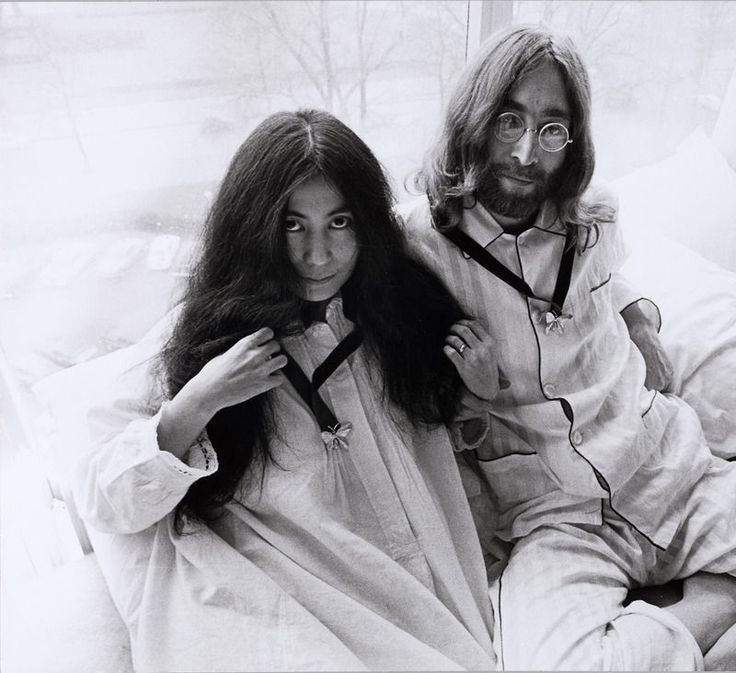 John Lennon And Yoko Ono Bed In 36 best images about A...
