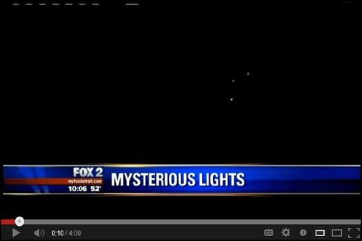 Triangle UFO spooks Fox News Detroit