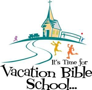 Bible School at Mary Martin Pres. Church on Dry Fork