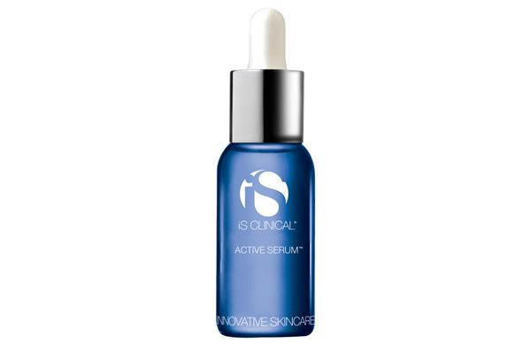 The iS Clinical Active Serum contains powerful ingredients to tackle acne, hyperpigmentation and premature ageing plus it is safe to use during pregnancy.