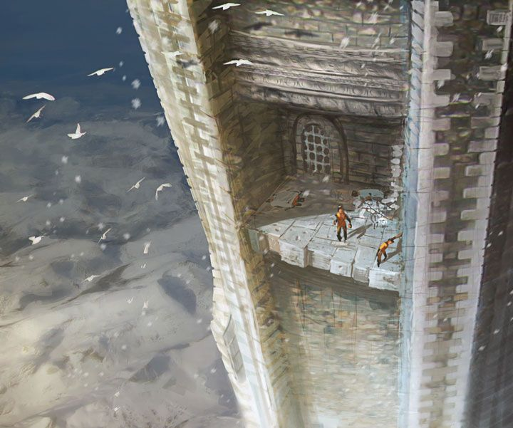 ice cell game of thrones