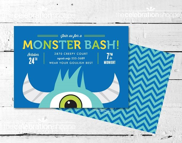 Calling all monsters! We designed thisfun monster party collection for my youngest son. He really wanted a Monsters University birthday party this year and I of course had to deliver! We started w...