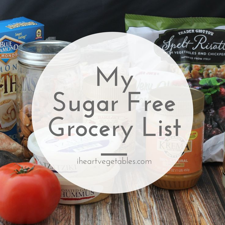 """On Monday, I posted about howAlex and I are doing a little """"sugar detox"""" after watching Fed Up, and a few people have asked what our groceries looked like. Grocery shopping was definitely tricky because we had to check labels on everything. We did one grocery trip to Kroger on Saturday and one to Trader …"""