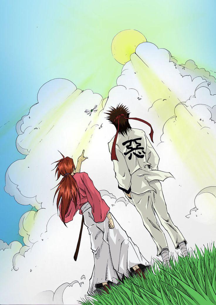 Bedste 25 Rurouni Kenshin Idéer på Pinterest film på-5248