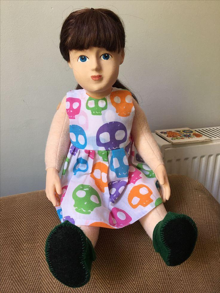 Risultati immagini per Sharlyn Fowler Zisa dolls