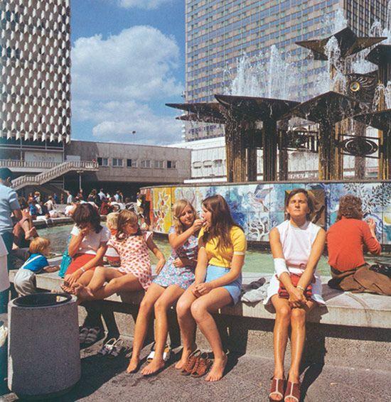 Leben in Ost-Berlin. Alltag in Bildern 1945-1990   Frölich und Kaufmann