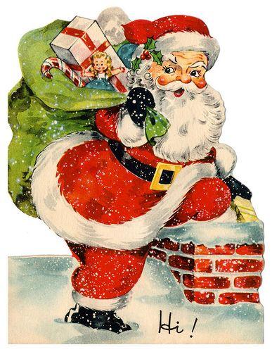vintage santa | lovdolls | Flickr