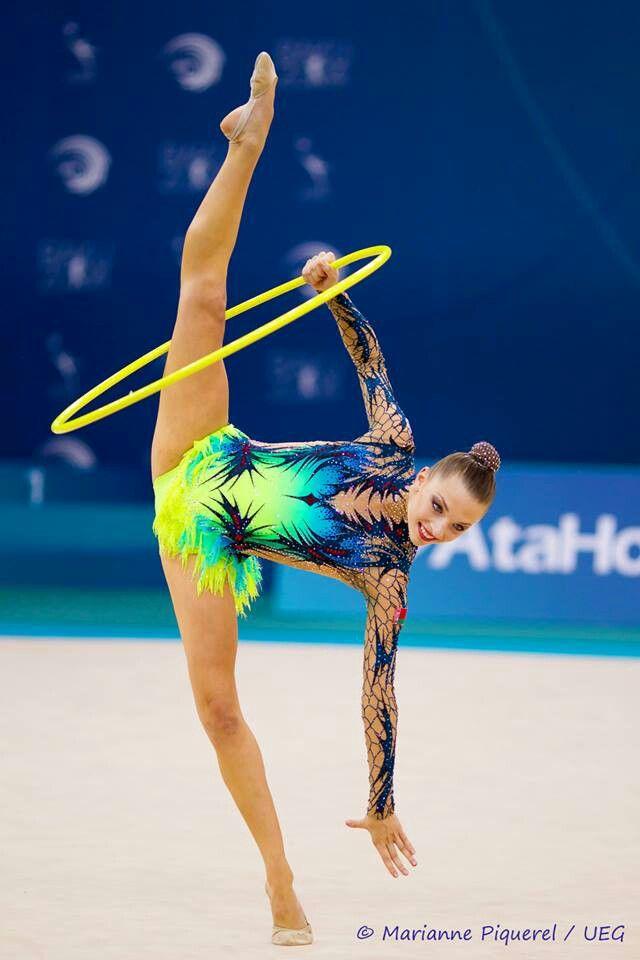 # Melitina Staniouta (Belarus) # European Championship 2014 # Baku, Azerbaijan # June 2014 #