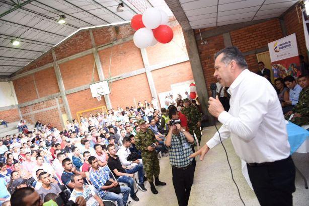 Feria Nacional de Servicio al Ciudadano organizada por el Departamento Nacional de Planeación y apoyada por la Alcaldía de este municipio