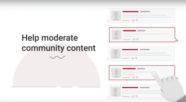 To YouTube βάζει την κοινότητα να ασχοληθεί με τα άσχημα σχόλια μέσω ενός νέου προγράμματος
