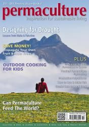 Permaculture UK magazine available - http://www.permaculture.co.uk/