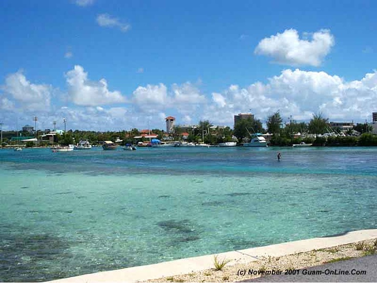 Boat Basin on Guam Guam, Outdoor, Travel