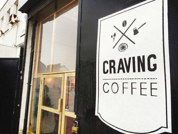 CRAVING COFFEE TOTTENHAM |