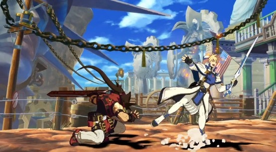guilty gear xrd sign valentine