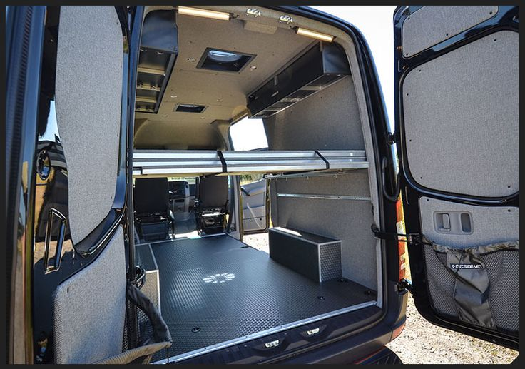 Sprinter Van Camper >> 1991 Ford Van customized interior - Google Search | Things My Girl Knows I'll Like | Pinterest ...