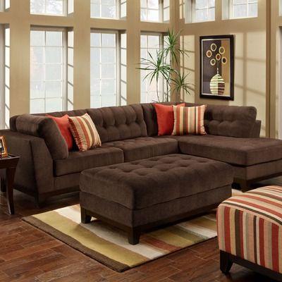 M s de 25 ideas incre bles sobre sof de color chocolate - Cojines marron chocolate ...