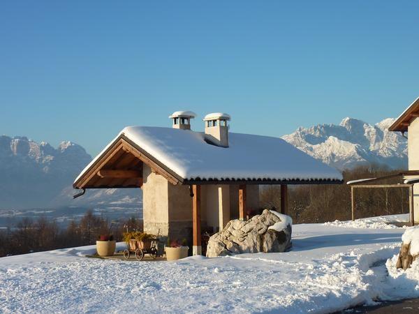 Una tua settimana biancha in b&b vicino a Nevegal, al Cadore e all'Argordino. #sciare #Nevegal #Marmolada