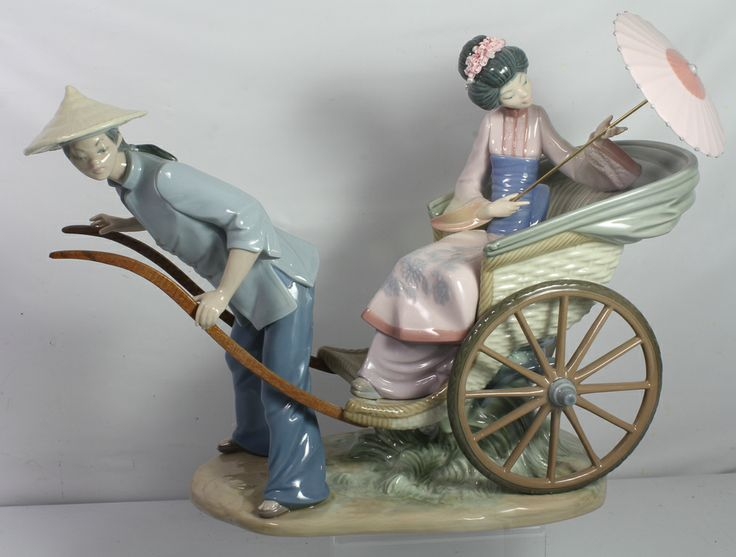 1000 images about lladro figurines on pinterest - Consider including lladro porcelain figurines home decoration ...