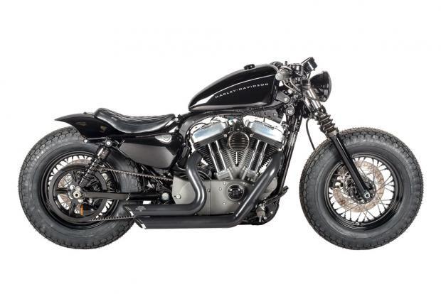 The Desperado | Custom Bikes from the Award Winning Shaw Speed & Custom