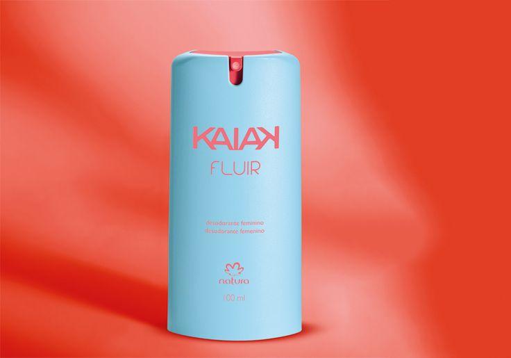 KAIAK FEMININO. COMPRE ON LINE E GANHE O REFIL: http://rede.natura.net/espaco/samantaoliveiracomprenatura/desodorante-spray-kaiak-fluir-feminino-100ml-40083