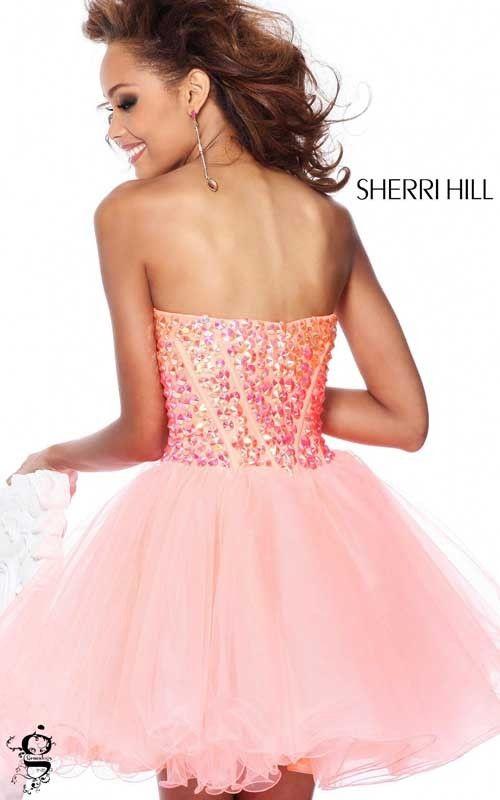 Mejores 472 imágenes de 2014 Sherri Hill Prom Dresses en Pinterest ...