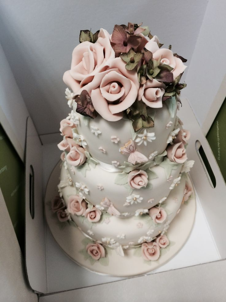 Vintage Wedding Cake Fiona Cairns Absolutely Gorgeous