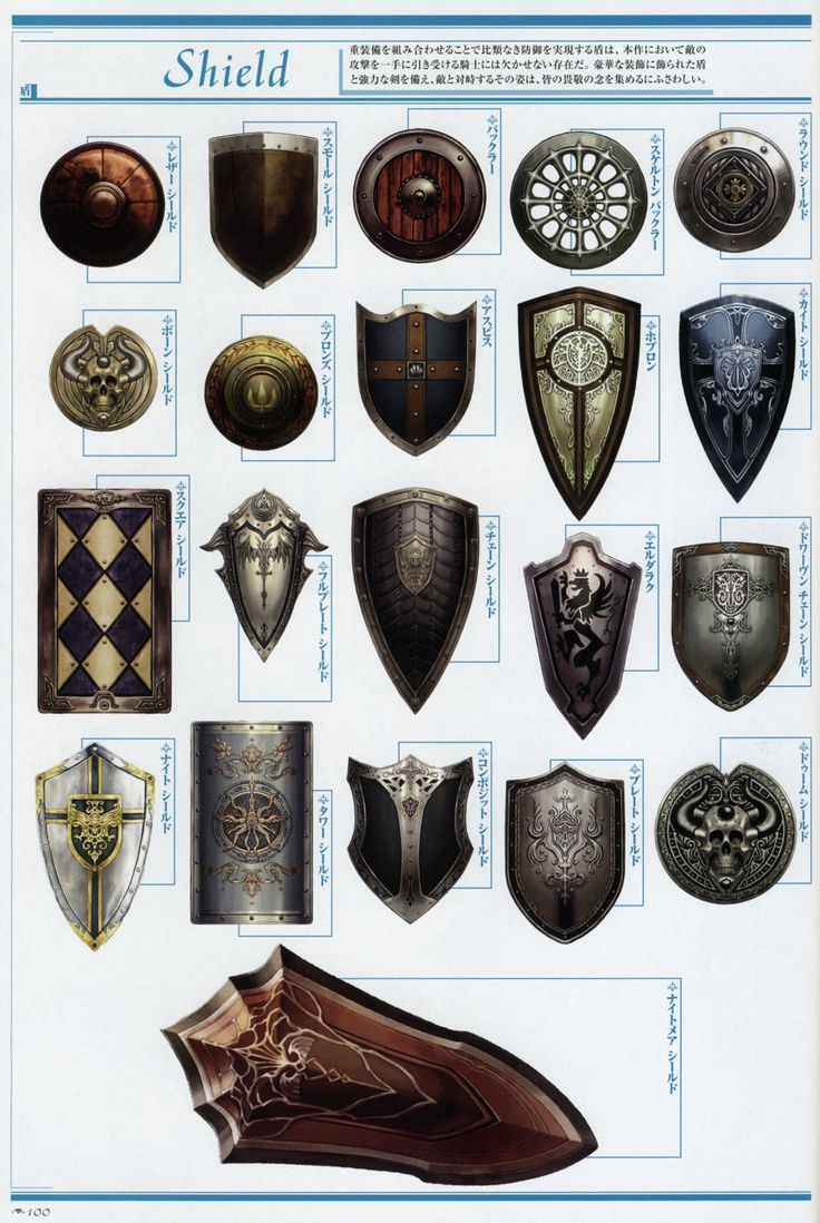 AnatoRef | Medieval Weapon Concepts