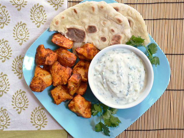 tandoori chicken bites $7.48 recipe / $1.50 serving