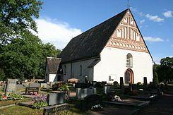 Pernå church