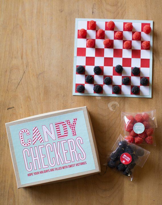 Cadeau parfait DIY: Dames bonbons