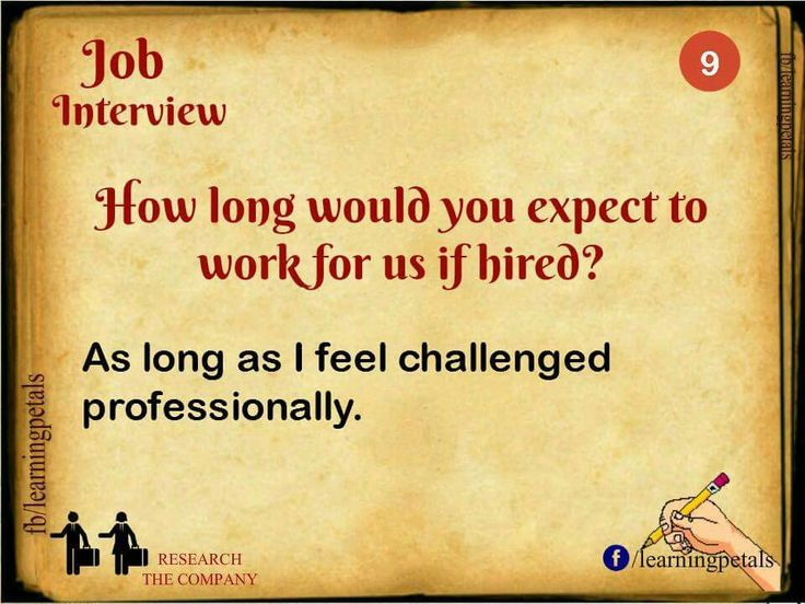 127 best Dream Job u203c images on Pinterest Interview, Good ideas - best interview answers