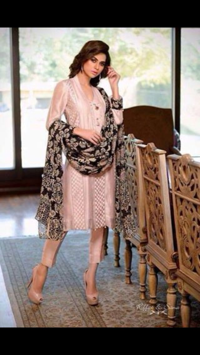 Eid collection by Sana salman 2014 Anabellas