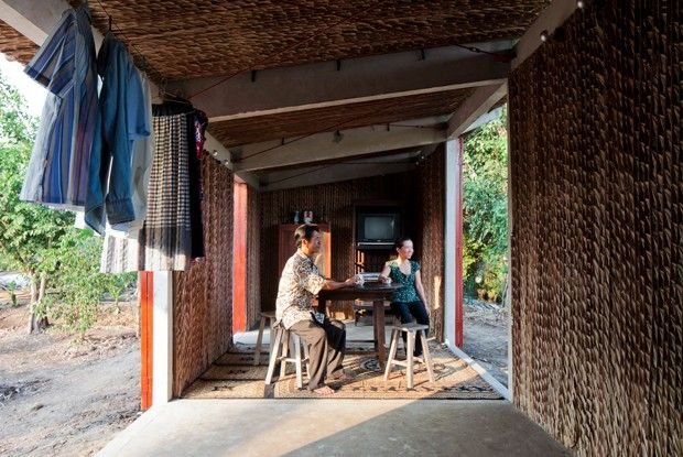 This week on Rebel Architecture features the work of Vietnamese architect Vo Trong Nghia as he researches, designs, and builds a $4000 home in rural Vietnam.