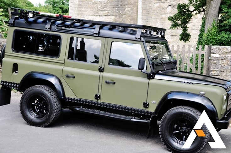 Arkonik - Land Rovers, Range Rovers, 4x4 Vehicles for Sale