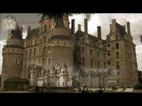 [video] Château de Brissac, Loire Valley, France #chateau #brissac