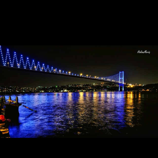 Istanbul...the bridge connecting Europe & Asia!