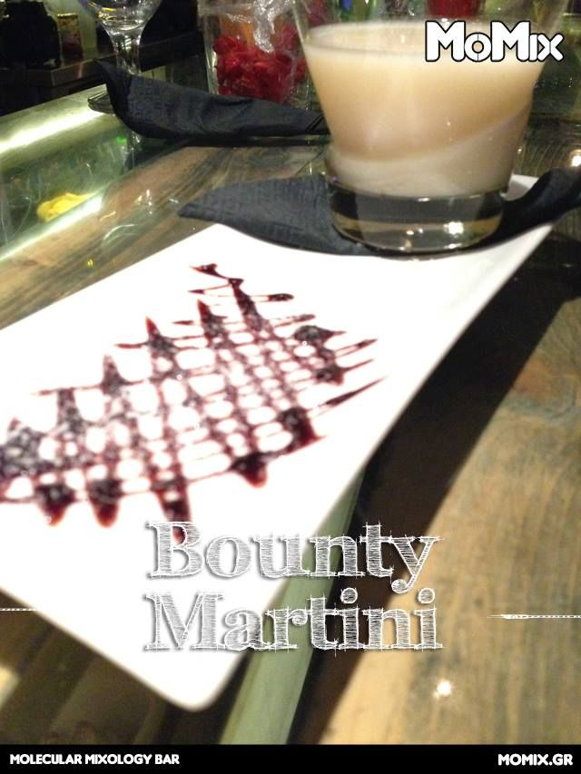 Bounty Martini