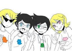 Which Homestuck Character are you? (Kids) - Quiz