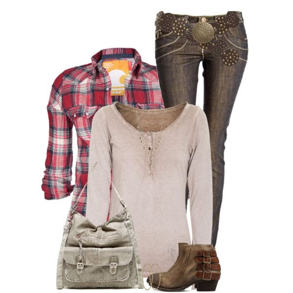 """Big Buckled Belt"" by daiscat on Polyvore"